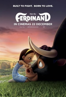 The Story of Ferdinand  poster #1532758