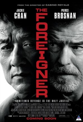 The Foreigner poster #1532760