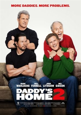 Daddy's Home 2 poster #1532776