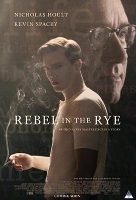Rebel in the Rye poster #1532780
