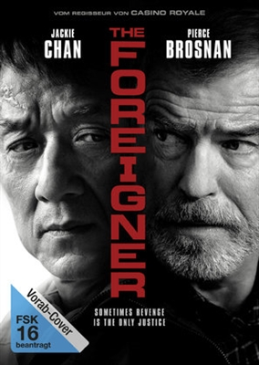 The Foreigner poster #1532898