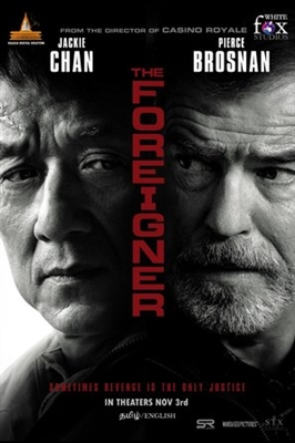 The Foreigner poster #1532905