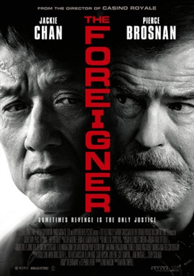 The Foreigner poster #1532907