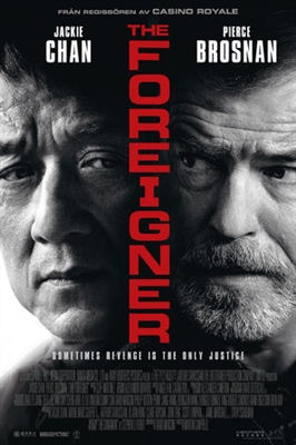 The Foreigner poster #1532908