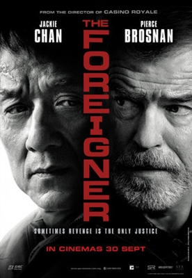 The Foreigner poster #1532909