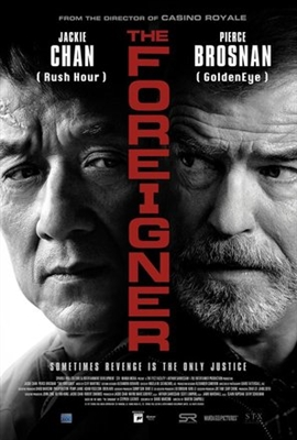 The Foreigner poster #1532911