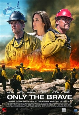 Only the Brave poster #1532917