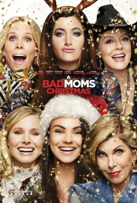 A Bad Moms Christmas poster #1532919
