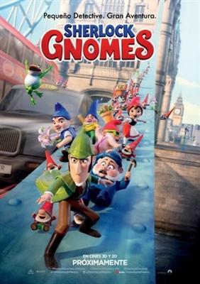 Gnomeo & Juliet: Sherlock Gnomes poster #1533019