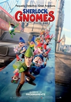 Gnomeo & Juliet: Sherlock Gnomes #1533019 movie poster
