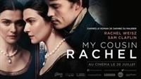 My Cousin Rachel movie poster