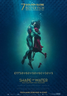The Shape of Water poster #1533082