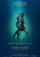 The Shape of Water #1533082 movie poster