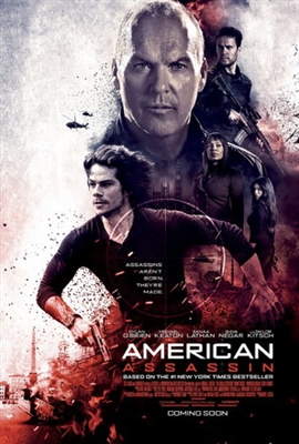 American Assassin poster #1533472