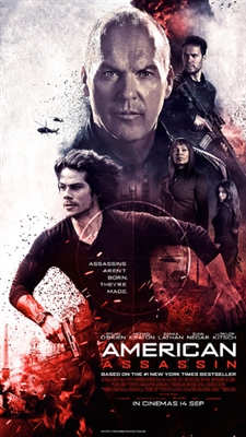 American Assassin poster #1533478