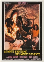 Le notti erotiche dei morti viventi movie poster
