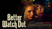 Better Watch Out movie poster