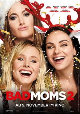 A Bad Moms Christmas poster #1533784