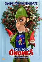 Gnomeo & Juliet: Sherlock Gnomes #1533810 movie poster