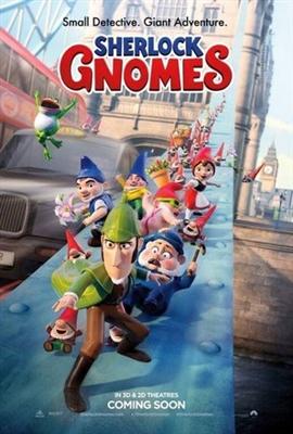 Gnomeo & Juliet: Sherlock Gnomes poster #1533811