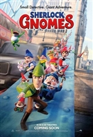Gnomeo & Juliet: Sherlock Gnomes #1533811 movie poster