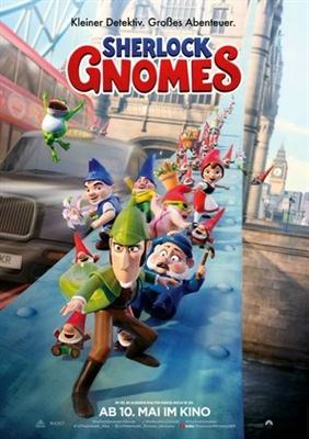 Gnomeo & Juliet: Sherlock Gnomes poster #1533816