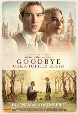 Goodbye Christopher Robin poster #1533831
