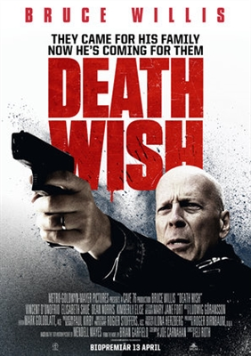 Death Wish poster #1533906