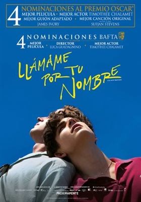 Call Me by Your Name poster #1533942