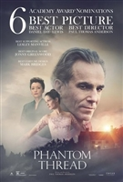 Phantom Thread #1534064 movie poster
