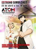 Atom the Beginning movie poster