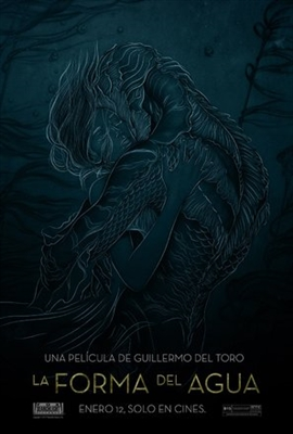 The Shape of Water poster #1534143