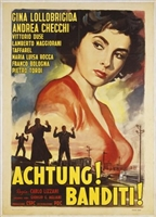 Achtung! Banditi! movie poster