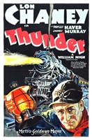 Thunder movie poster