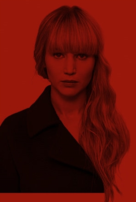Red Sparrow poster #1534349