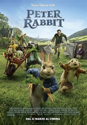 Peter Rabbit poster #1534389