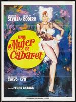 Una mujer de cabaret movie poster