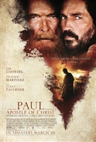 Paul, Apostle of Christ (2018) movie posters