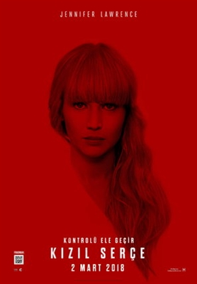 Red Sparrow poster #1534455