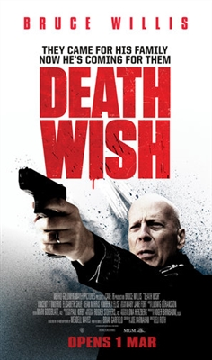 Death Wish poster #1534508