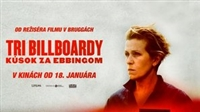 Three Billboards Outside Ebbing, Missouri #1534522 movie poster