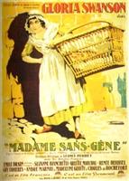 Madame Sans-Gêne movie poster