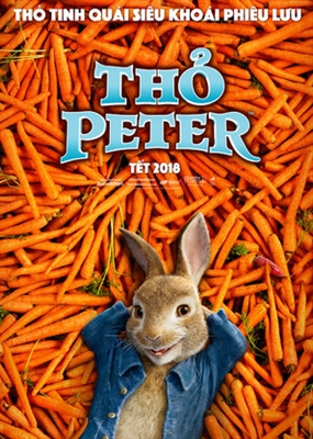 Peter Rabbit poster #1534564