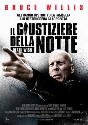 Death Wish poster #1534577