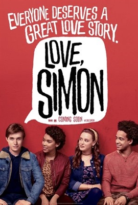Love, Simon poster #1534641
