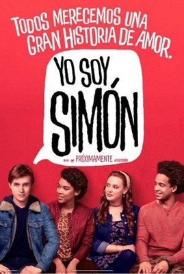 Love, Simon poster #1534643
