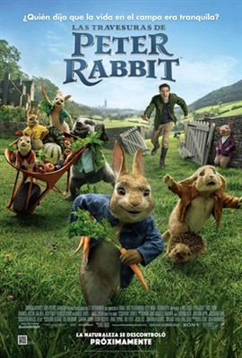 Peter Rabbit poster #1534653