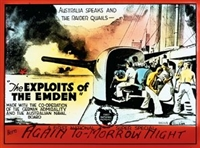 The Exploits of the Emden movie poster