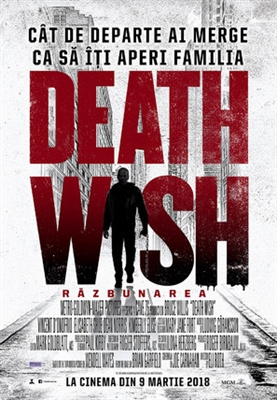 Death Wish poster #1534725