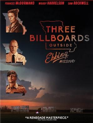 Three Billboards Outside Ebbing, Missouri poster #1534871